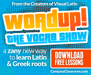 Word Up! The Vocab Show from Compass Classroom